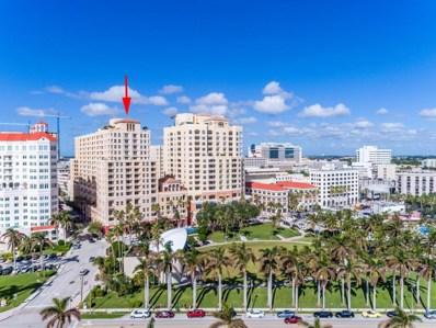 255 Evernia Street UNIT 1419, West Palm Beach, FL 33401 - MLS#: RX-10380335