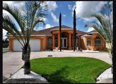 1368 SW Prairie Circle, Port Saint Lucie, FL 34953 - MLS#: RX-10380354