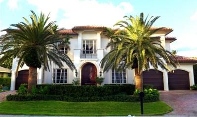 955 Allamanda Drive, Delray Beach, FL 33483 - MLS#: RX-10380356