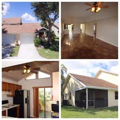 706 Maplewood Drive, West Palm Beach, FL 33415 - MLS#: RX-10380363