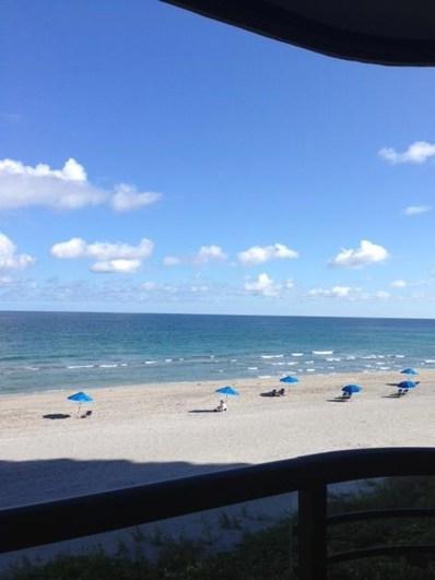 250 S Ocean Blvd. UNIT 2-F, Boca Raton, FL 33432 - MLS#: RX-10380378
