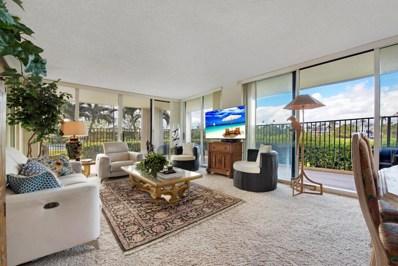 3545 S Ocean Boulevard UNIT 101, South Palm Beach, FL 33480 - MLS#: RX-10380412