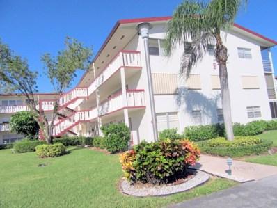 193 Fanshaw E UNIT 193, Boca Raton, FL 33434 - MLS#: RX-10380434