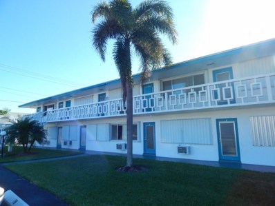 2204 Lake Osborne UNIT 8, Lake Worth, FL 33461 - MLS#: RX-10380437