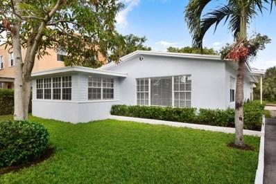 411 31st Street, West Palm Beach, FL 33407 - MLS#: RX-10380515