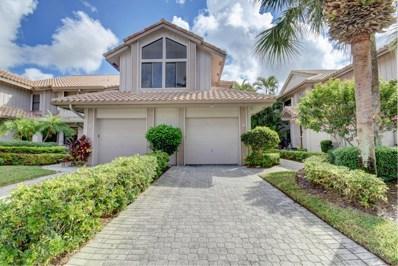 16880 Isle Of Palm Drive UNIT C, Delray Beach, FL 33484 - MLS#: RX-10380647
