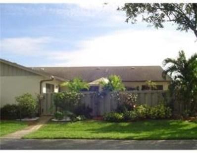 8064 Ambach Way UNIT 20-C, Hypoluxo, FL 33462 - MLS#: RX-10380685