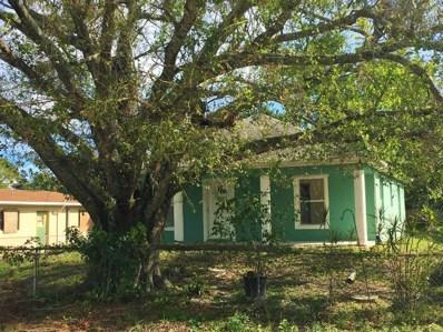 3226 Naylor Terrace, Fort Pierce, FL 34982 - MLS#: RX-10380907
