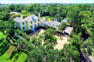 1200 N Ocean Boulevard, Gulf Stream, FL 33483 - MLS#: RX-10380926