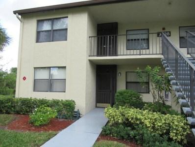3528 Featherwood Drive UNIT 211, Lake Worth, FL 33467 - MLS#: RX-10380967