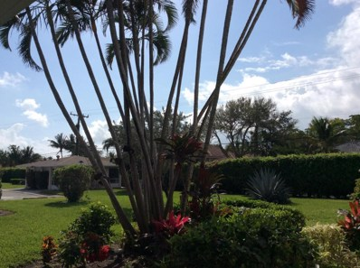 880 Horizons W UNIT 206, Boynton Beach, FL 33435 - MLS#: RX-10381045