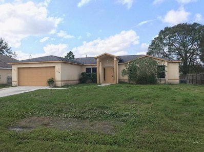 368 NW Dearman Street, Port Saint Lucie, FL 34983 - MLS#: RX-10381076