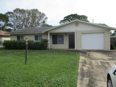 1015 Gatewood Avenue, Fort Pierce, FL 34982 - MLS#: RX-10381212