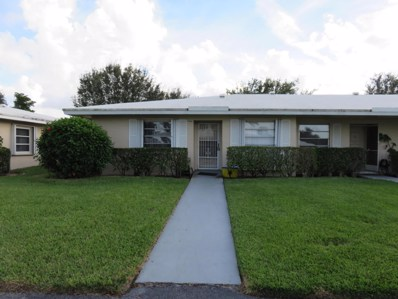8736 Chevy Chase Drive UNIT 156, Boca Raton, FL 33433 - MLS#: RX-10381259