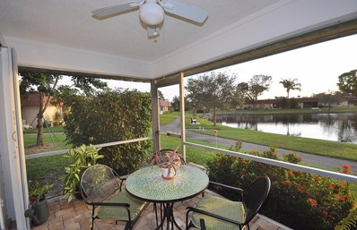 315 Cape Cod UNIT A, Lake Worth, FL 33467 - MLS#: RX-10381357