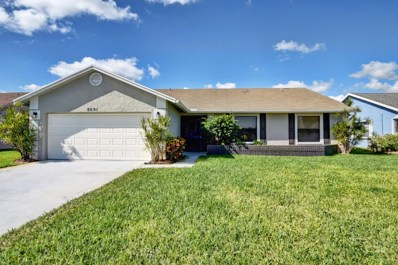 8691 White Egret Way, Lake Worth, FL 33467 - MLS#: RX-10381447