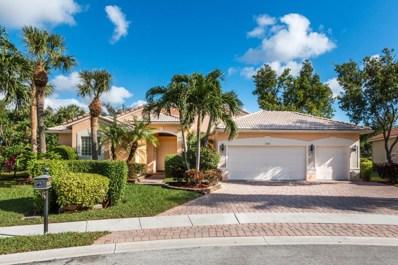 12152 Oakvista Drive, Boynton Beach, FL 33437 - MLS#: RX-10381525
