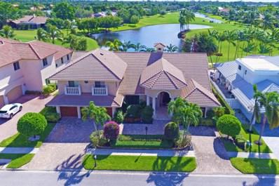 7826 Afton Villa Court, Boca Raton, FL 33433 - MLS#: RX-10381535