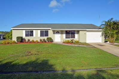 1115 SE Maxwell Lane, Port Saint Lucie, FL 34952 - MLS#: RX-10381577