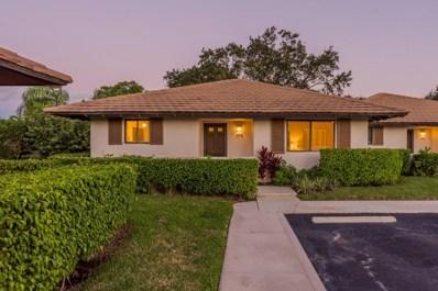 109 Club Drive, Palm Beach Gardens, FL 33418 - MLS#: RX-10381704