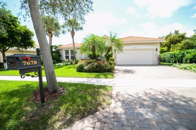 7678 Lockhart Way, Boynton Beach, FL 33437 - MLS#: RX-10381864