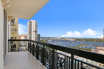 801 S Olive Avenue UNIT 1406, West Palm Beach, FL 33401 - MLS#: RX-10381874