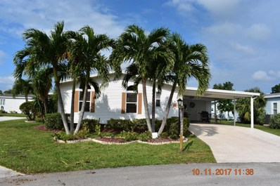 3784 Sapodilla Court, Port Saint Lucie, FL 34952 - MLS#: RX-10381896
