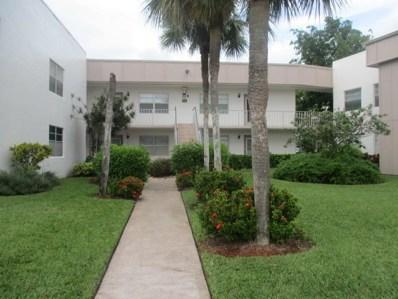 396 Normandy I, Delray Beach, FL 33484 - MLS#: RX-10382126