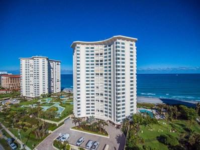 550 S Ocean Boulevard UNIT 1209, Boca Raton, FL 33432 - MLS#: RX-10382221