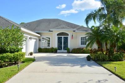 2251 NW Windemere Drive, Jensen Beach, FL 34957 - MLS#: RX-10382456