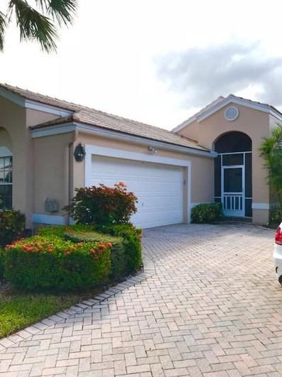 6282 Water Lilly Lane, Boynton Beach, FL 33437 - MLS#: RX-10382460