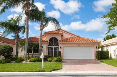 11813 Haddon Parkway, Boynton Beach, FL 33437 - MLS#: RX-10382525