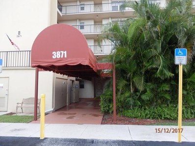 3871 Via Poinciana UNIT 406, Lake Worth, FL 33467 - MLS#: RX-10382535