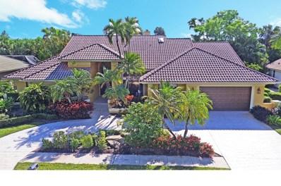 7412 Mandarin Drive, Boca Raton, FL 33433 - MLS#: RX-10382542