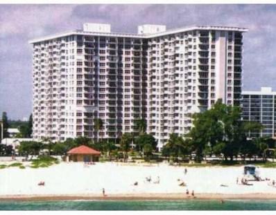 405 N Ocean Boulevard UNIT 1602, Pompano Beach, FL 33062 - MLS#: RX-10382593