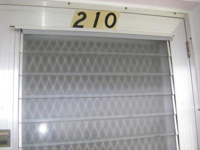 210 Norwich I UNIT 210, West Palm Beach, FL 33417 - MLS#: RX-10382616