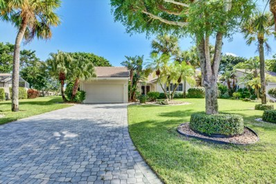 47 Brentwood Drive, Boynton Beach, FL 33436 - MLS#: RX-10382656