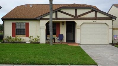 2257 SE Barrington Street, Port Saint Lucie, FL 34952 - MLS#: RX-10382897