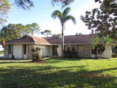 2425 SE Delano Road, Port Saint Lucie, FL 34952 - MLS#: RX-10382955