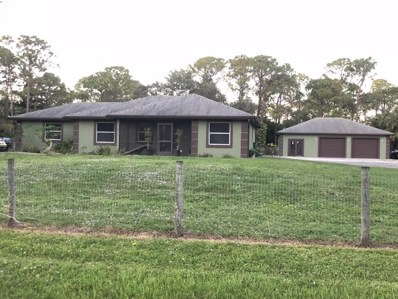 16855 70th Street N, Loxahatchee, FL 33470 - MLS#: RX-10383234