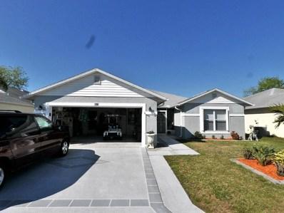6625 Alemendra, Fort Pierce, FL 34951 - MLS#: RX-10383301