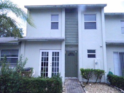834 Crystal Lake Drive, Deerfield Beach, FL 33064 - MLS#: RX-10383392