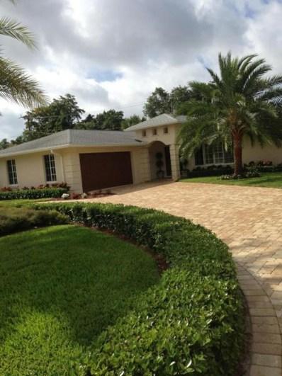 2512 Oak Drive, Palm Beach Gardens, FL 33410 - MLS#: RX-10383426
