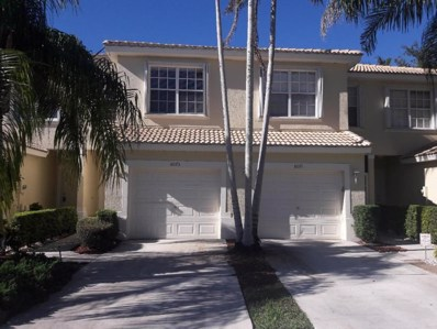 8075 Bellagio Lane, Boynton Beach, FL 33472 - MLS#: RX-10383451