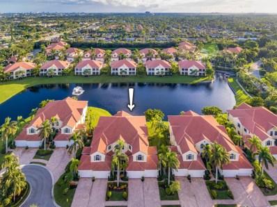 123 Palm Bay Terrace UNIT #B, Palm Beach Gardens, FL 33418 - MLS#: RX-10383553
