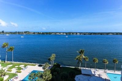 2600 N Flagler Drive UNIT 1003, West Palm Beach, FL 33407 - MLS#: RX-10383675