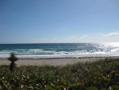 3301 S Ocean Boulevard UNIT 604, Highland Beach, FL 33487 - MLS#: RX-10383844
