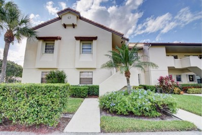 6087 Parkwalk Drive UNIT 1421, Boynton Beach, FL 33472 - MLS#: RX-10383986