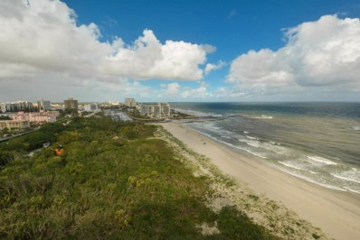 1180 S Ocean Boulevard UNIT 15-B, Boca Raton, FL 33432 - MLS#: RX-10383992
