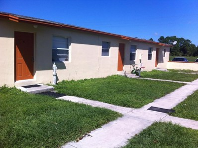 3105 Avenue T, Fort Pierce, FL 34950 - MLS#: RX-10384050